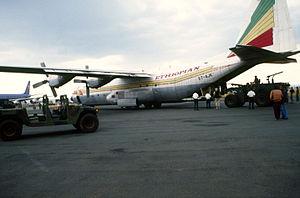 Kigali International Airport - Kigali Airport, 1994