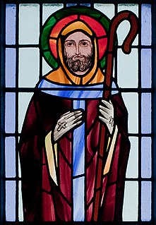 Colmán of Lindisfarne 7th-century Bishop of Lindisfarne and saint