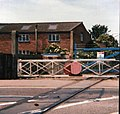 King's Lynn docks line, John Kennedy Road crossing (2).jpg