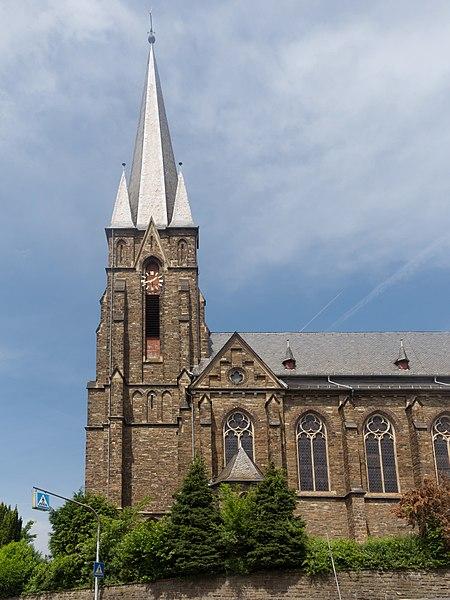 File:Kirchen, die Pfarrkirche Sankt-Michael Dm foto12 2017-06-03 13.37.jpg