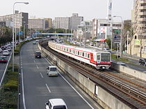 Kita-Osaka Kyūkō Railway.JPG