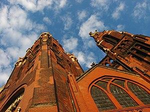 Dąbrowa Górnicza - Church in Dąbrowa Górnicza