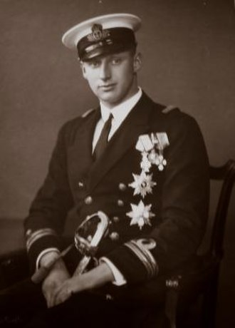 Knud, Hereditary Prince of Denmark - Knud in 1935