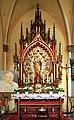 Kościół św. Jana Chrzciciela w Raciborzu - 2 ołtarz boczny.JPG