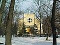 Kościół parafialny św. Kazimierza na Grzegórzkach w Krakowie.JPG
