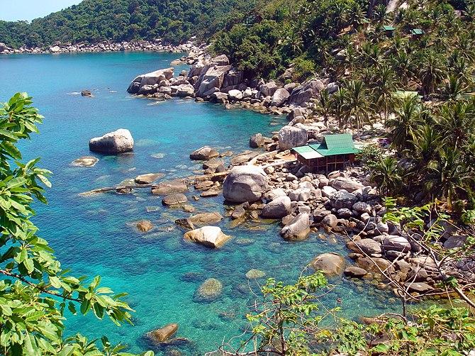 Mango_Bay auf Ko Tao in Thailand
