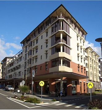 Kogarah, New South Wales - Belgrave Street