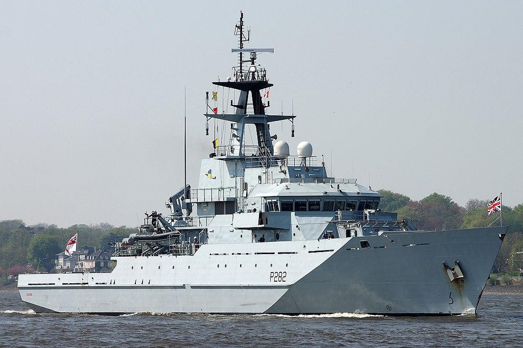 HMS Severn (P282)