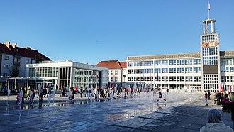 Koszalin - Koszalin Market Square