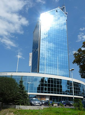 Krakow-Cracovia Business Center