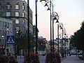 Krakowskie Przedmieście o świcie - panoramio.jpg