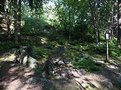 Safjallets Naturreservat Wikipedia