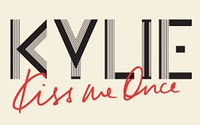 Kylie Minogue - Kiss Me Once - Logo.png