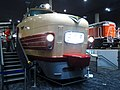Kyoto Railway Museum (19) - JNR 151 series Kuha 151.jpg