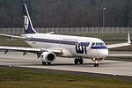 LOT - Polish Airlines, Embraer ERJ-195LR, SP-LNB (19472144469).jpg