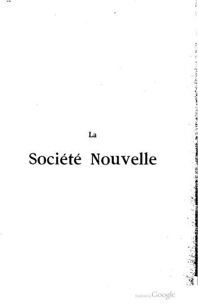 File:La Société nouvelle, année 10, tome 2, 1894.djvu