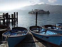 Orta San Giulio - Lago d'Orta