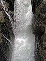 Lake Creek Falls (Clarks Fork Valley, Beartooth Mountains, Wyoming, USA) 5 (19843355795).jpg