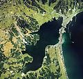 Lake Kamo Aerial photograph.1976.jpg
