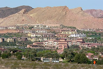 Lake Las Vegas - Lake Las Vegas in 2007