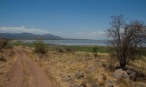 Lake Manyara north