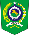 Official seal of Bima Regency