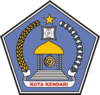 Official seal of Kendari
