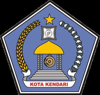 Southeast Sulawesi - Image: Lambang Kota Kendari