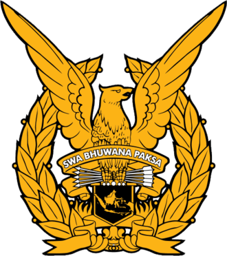 Indonesian Air Force - TNI-AU insignia