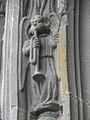 Landivisiau (29) Église Saint-Thuriau Porche sud 05.JPG