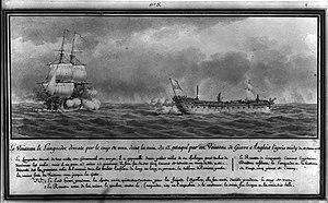 French ship Languedoc (1766) - Image: Languedoc 3a 04794u