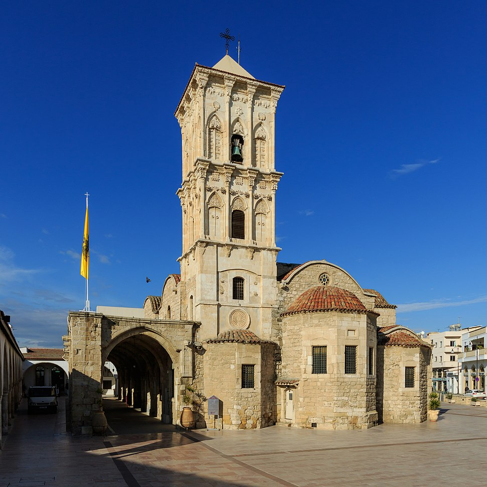 Larnaca 01-2017 img02 StLazarus Church