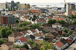 لارفيك: Image:Larvik Torstrand