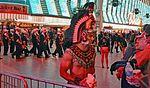 Las Vegas Bowl Pep Rally 2016 San Diego State Aztecs (31701286245).jpg