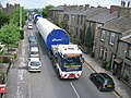 Last Turbine Tower Delivery to Scout Moor - geograph.org.uk - 824546.jpg