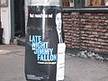 Late Night with Jimmy Fallon street sign (3390453371).jpg