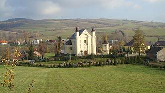 Nowotaniec - Latin church in Nowotaniec