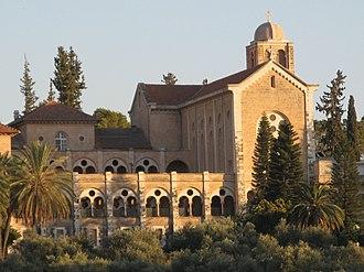 Architecture of Israel - Latrun Monastery