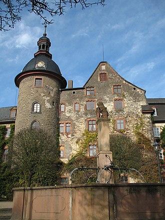 Laubach - Laubach Castle
