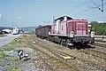 Lauffen am Neckar Güter- und Verladegleise 1989 06 07 PL 723 DK 88-20.jpg