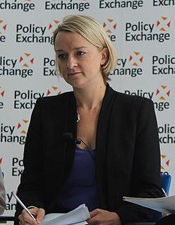 Laura Kuenssberg British journalist