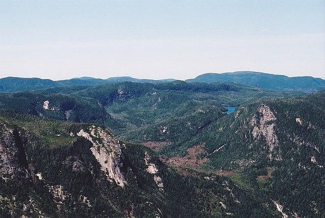 Laurentinische Berge