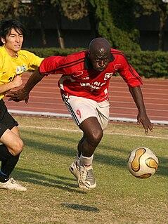 Lawrence Akandu Nigerian-born football player