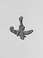 Lead figure of a winged goddess, possibly Artemis Orthia MET DP120857.jpg
