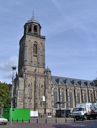 Lebuïnuskerk, Deventer - Lebuïnuskerk in Deventer