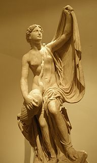 Greek sculptor of the 4th century BC