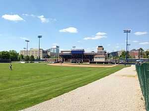 Lee R. Jackson Field - Image: Lee Jackson Field 2