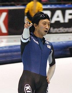 Lee Kyou-hyuk South Korean speed skater