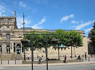 Leeds Art Gallery art gallery in The Headrow, Leeds