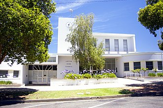 Leeton Shire - Leeton Shire Council Chambers